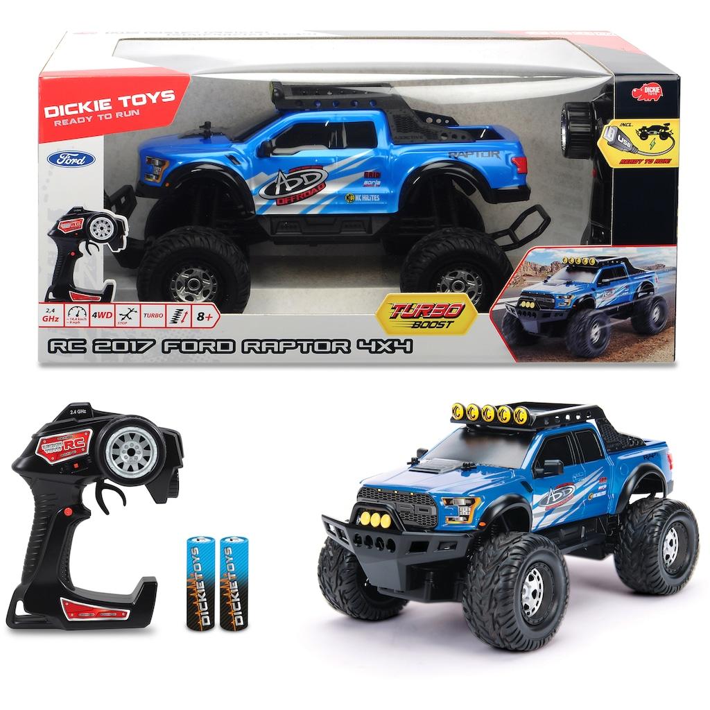 JADA RC-Monstertruck »2017 Ford Raptor 4x4«