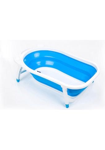 Fillikid Babywanne »Faltbadewanne, blau«, mit rutschfesten Füßen kaufen