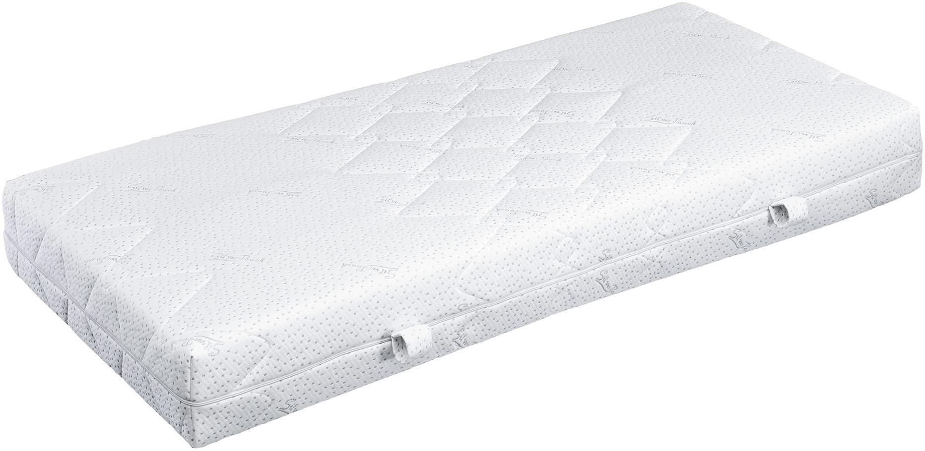 Kaltschaummatratze Silvermoon 7-Zonen Kaltschaummatratze KBT Bettwaren 22 cm hoch