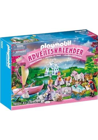 """Playmobil® Adventskalender """"Königliches Picknick im Park (70323), Christmas"""" (128 - tlg.) kaufen"""