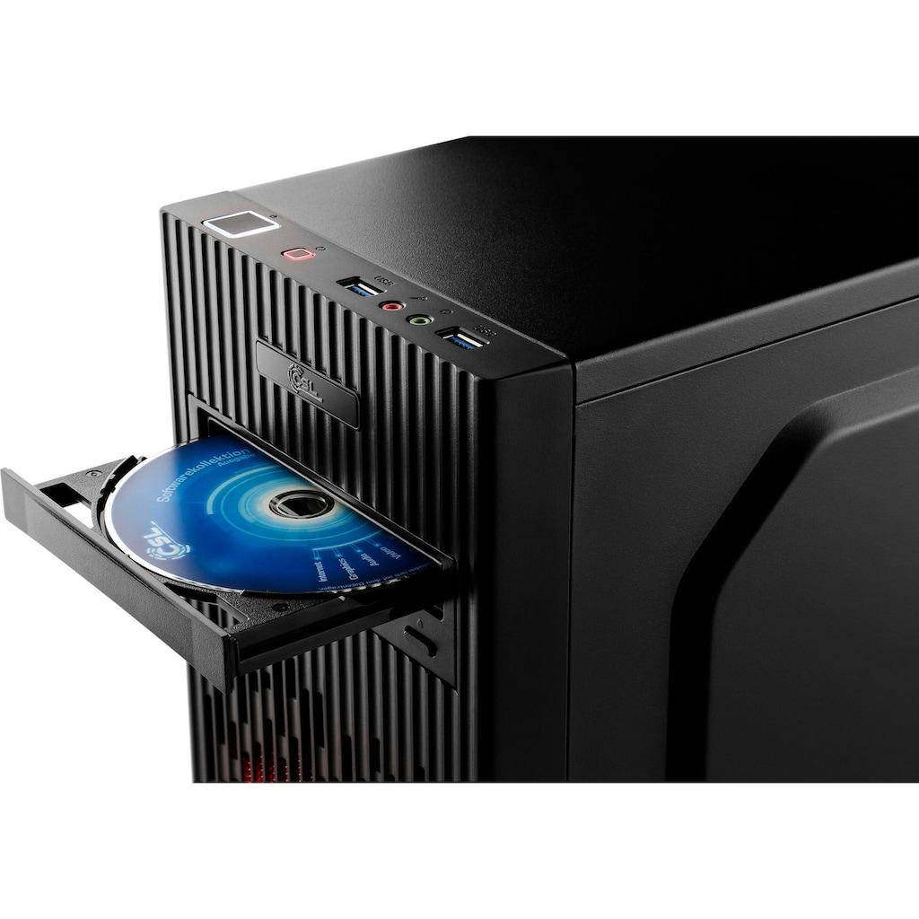 CSL Gaming-PC »Levitas T8186«