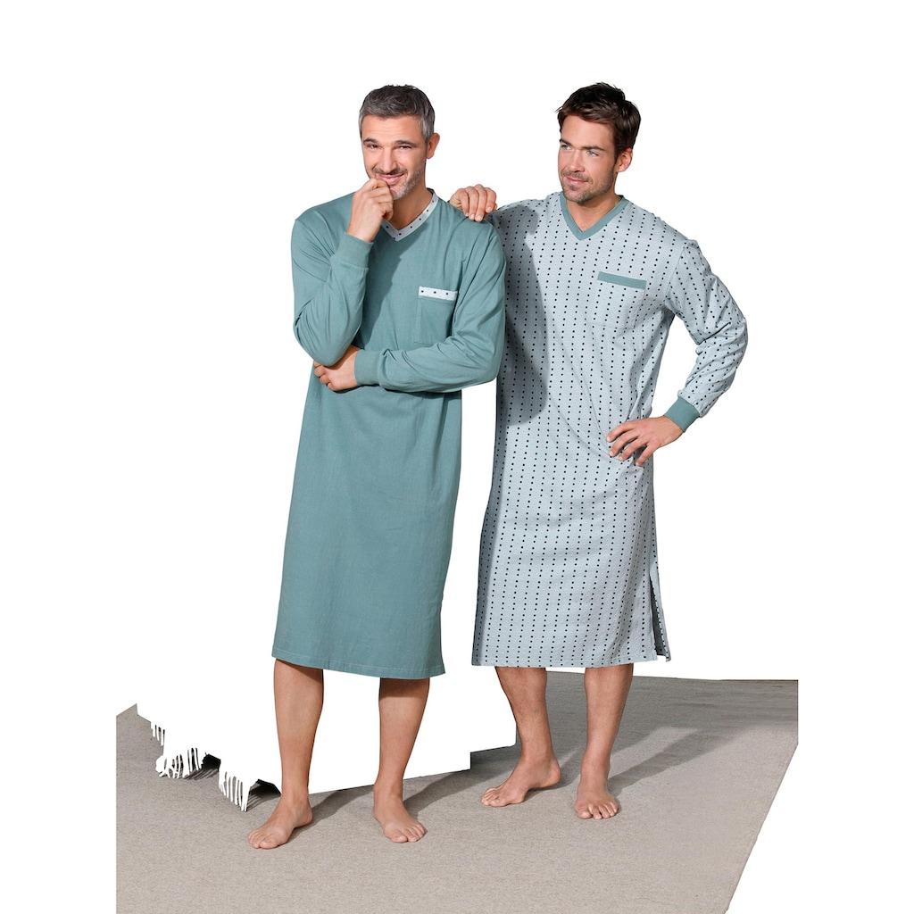 Kings Club Nachthemd »Nachthemden«