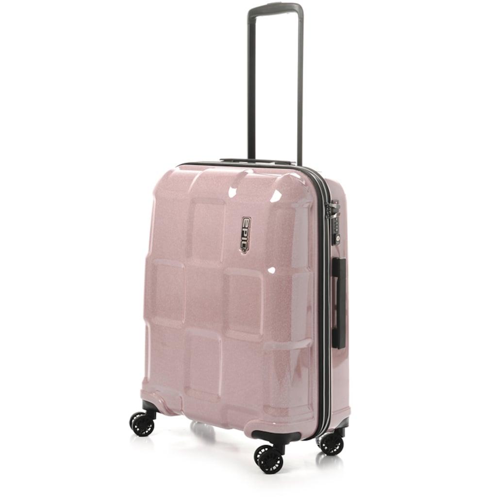 EPIC Hartschalen-Trolley »Crate Reflex«, 4 Rollen