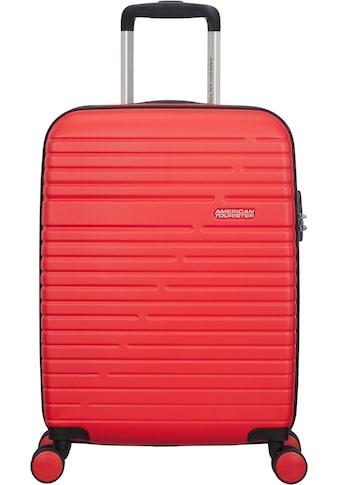 American Tourister® Hartschalen-Trolley »Aero Racer, 55 cm, poppy red«, 4 Rollen kaufen