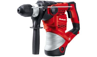 EINHELL Bohrhammer »TH - RH 1600«, für SDS - PLUS, 1600 W, 32 mm, 4 J kaufen