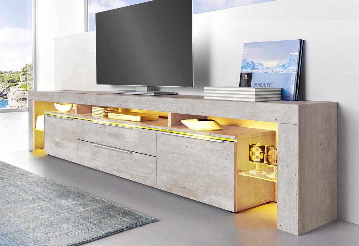 Places of Style Lowboard, Breite 220 cm kaufen | BAUR