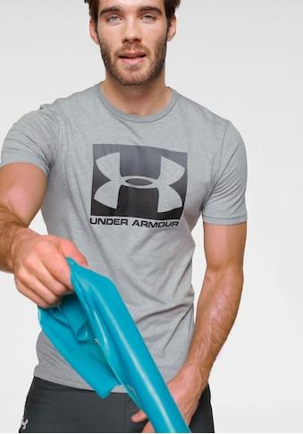 Under Armour® Funktionsshirt »UA BOXED SPORTSTYLE SHORT SLEEVE« kaufen