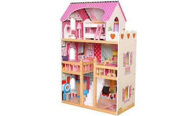 CHIC2000 Puppenhaus »Mia«, inkl. Puppenmöbel kaufen