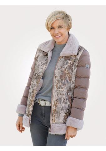 Mona Jacke mit Schlangenprint kaufen