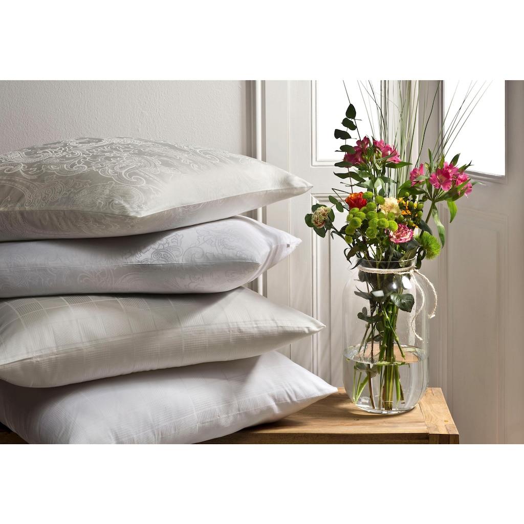 fleuresse Bettwäsche »Jade Karo«, mit Karo Musterung