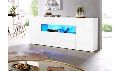 Tecnos Sideboard »Potenza«, Breite 180 cm, ohne Beleuchtung kaufen