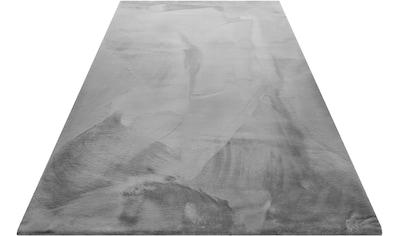 Wecon home Basics Hochflor-Teppich »Anna«, rechteckig, 25 mm Höhe, Wohnzimmer kaufen