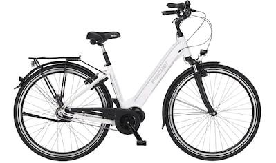 FISCHER Fahrräder E-Bike »CITA 3.1 - 504«, 7 Gang, Shimano, Nexus, Mittelmotor 250 W kaufen