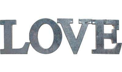Creativ home Dekoobjekt »LOVE« kaufen