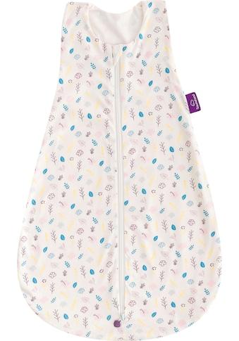 Träumeland Babyschlafsack »Sommerschlafsack LIEBMICH Baumwolle, Design Blumig«, (1 tlg.) kaufen