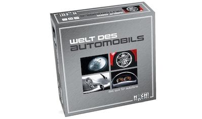 Huch! Spiel »Welt des Automobils«, Made in Germany kaufen
