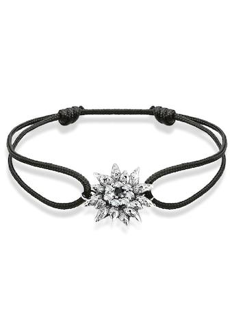 Elli Armband »Edelweiß Wiesn Tracht Swarovski® Kristalle Silber« kaufen