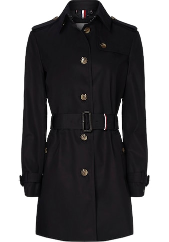 TOMMY HILFIGER Trenchcoat »TH ESSENTIAL LW DWN PACK JKT« kaufen