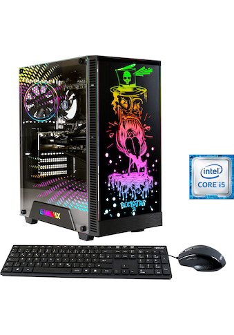 Hyrican »Rockstar 6547« Gaming - PC (Intel, Core i5, RX 580, Luftkühlung) kaufen