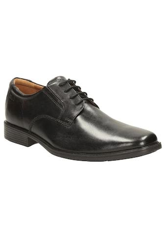 Clarks Schnürschuh »Tilden_Plain« kaufen