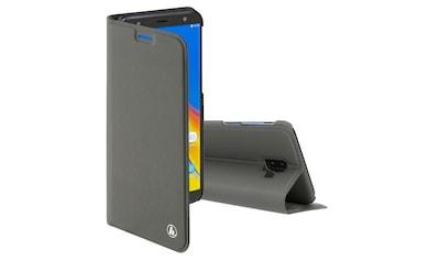 Hama Booklet Handy Smartphone Tasche Hülle Samsung Galaxy J6+ »Slim Pro« kaufen