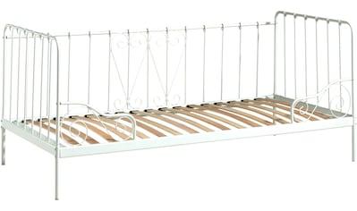 Vipack Metallbett »Alice«, mit Lattenrost kaufen