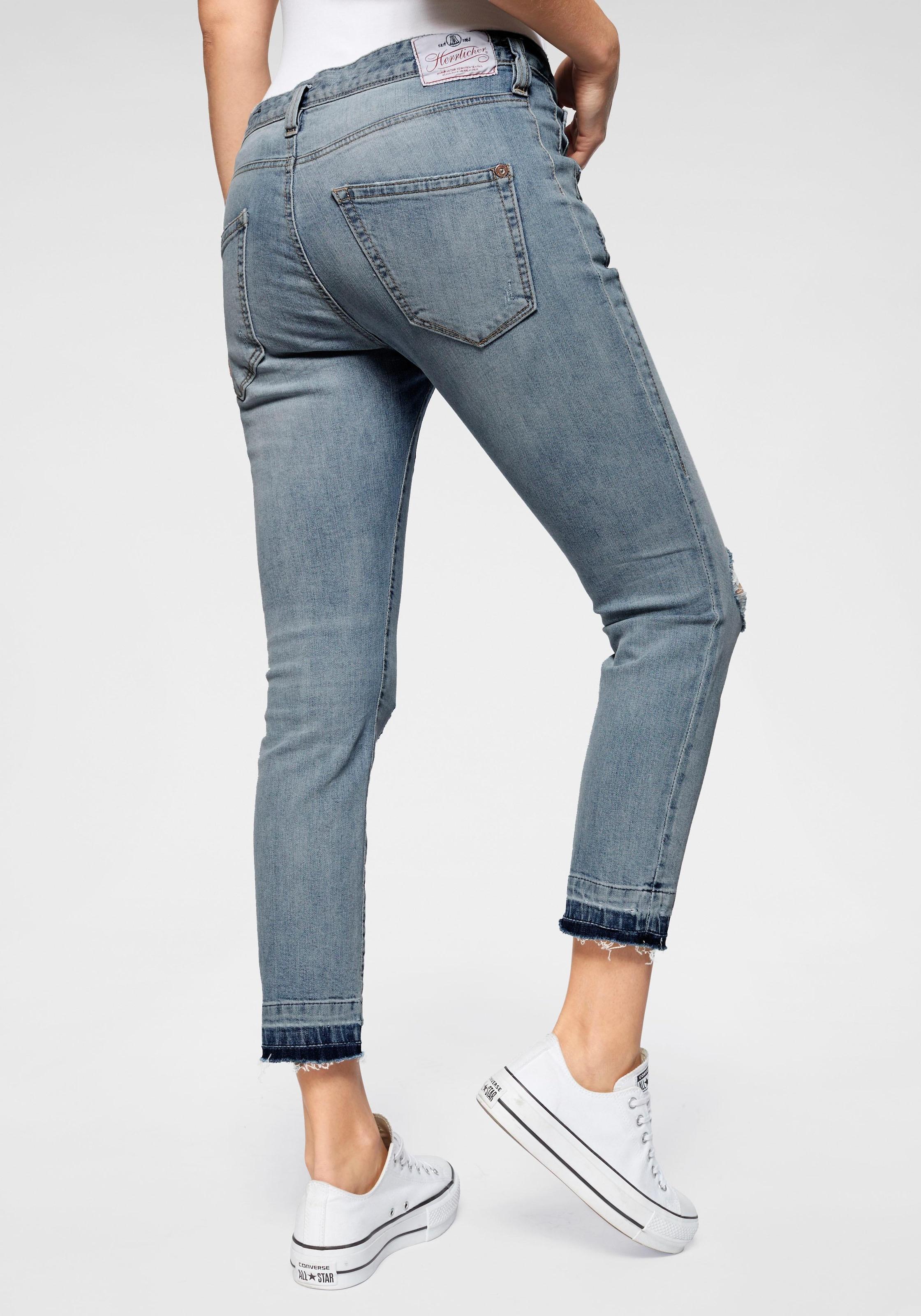 Herrlicher 78 Jeans »SHYRA CROPPED« für Damen | BAUR