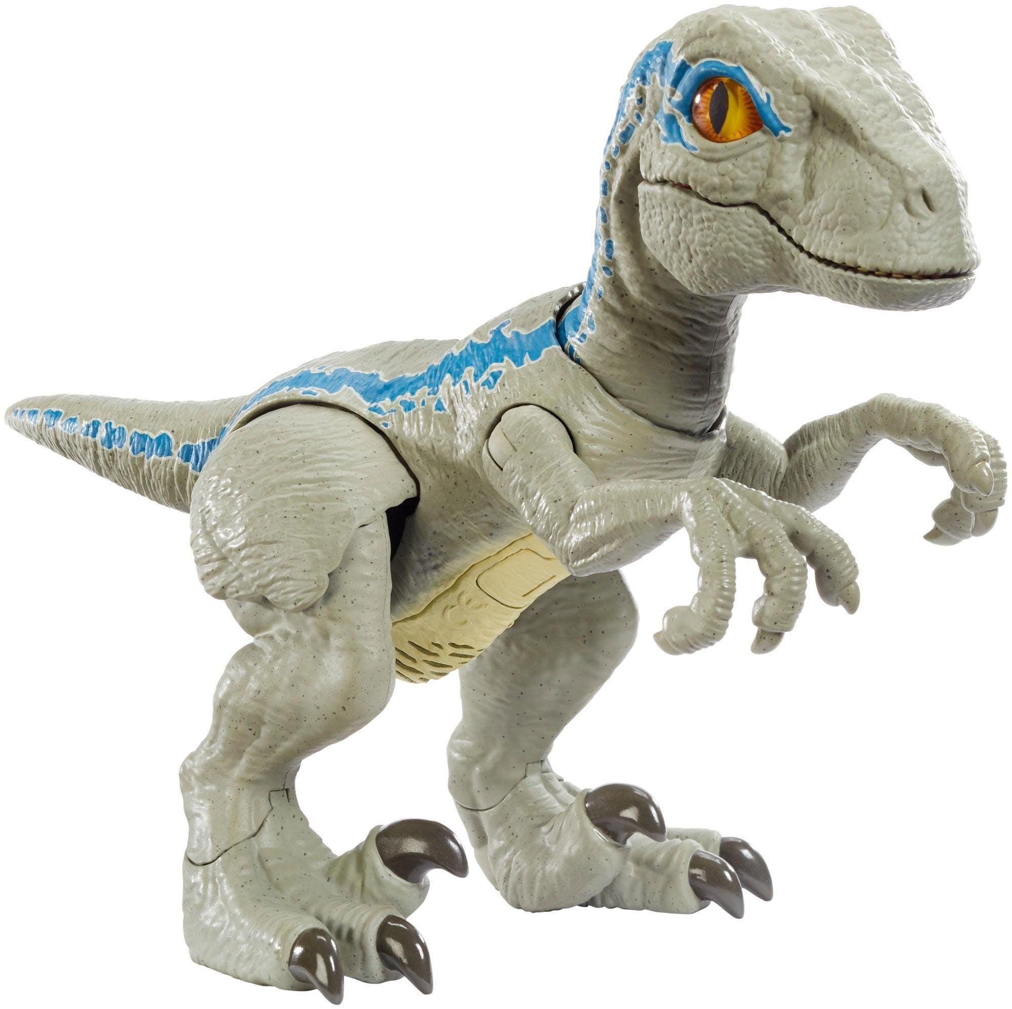 """Mattel Spielfigur """"Jurassic World Dinofreundin Blue"""""""