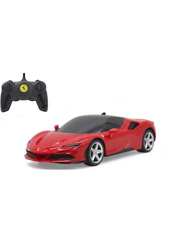 "Jamara RC - Auto ""Ferrari SF90 Stradale 1:24, rot  -  2,4 GHz"" kaufen"