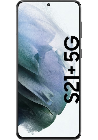 """Samsung Smartphone »Galaxy S21+ 5G«, (16,95 cm/6,7 """", 128 GB Speicherplatz, 64 MP... kaufen"""