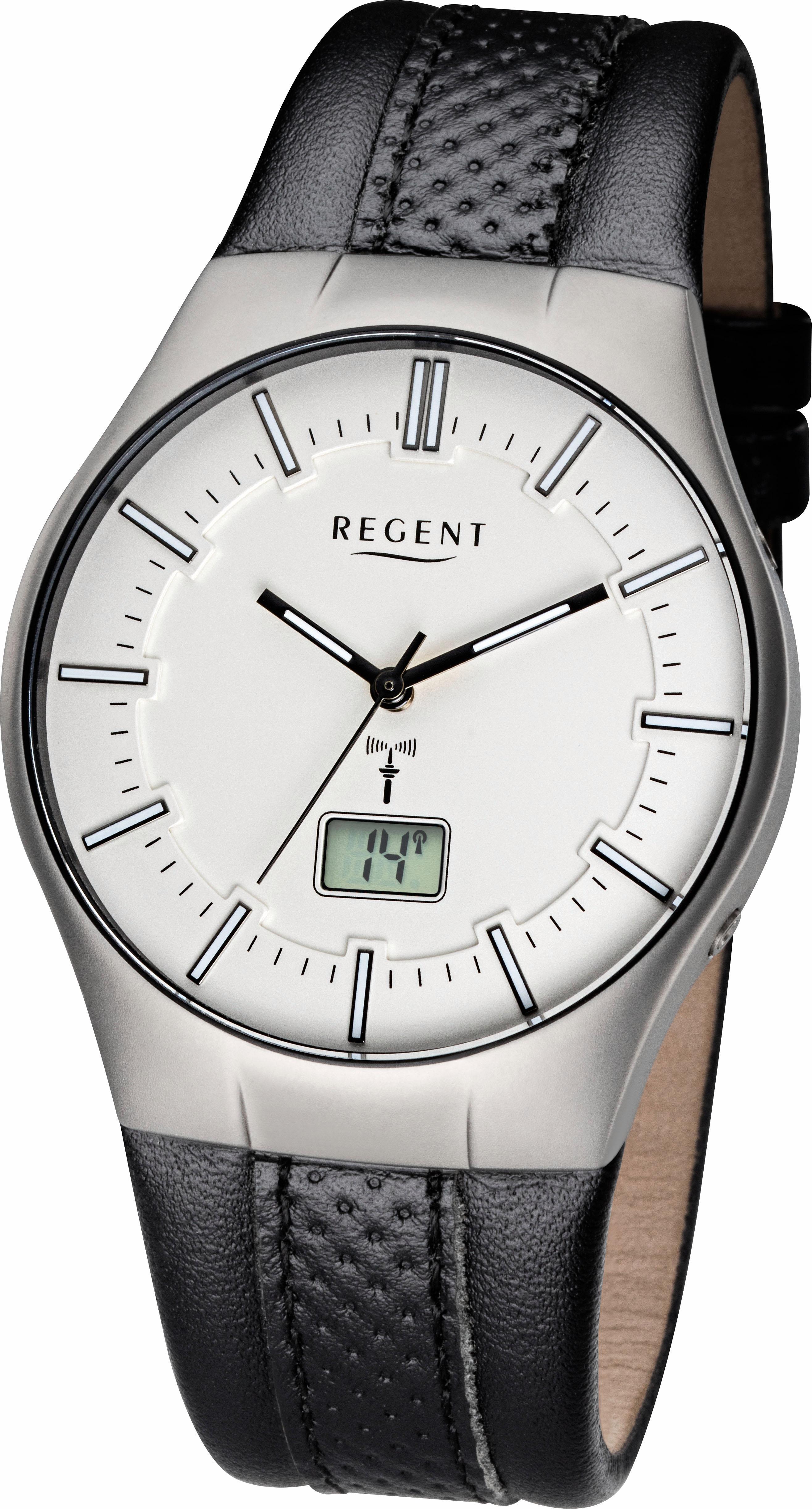 Regent Funkuhr 11030140-FR217 | Uhren > Funkuhren | Regent