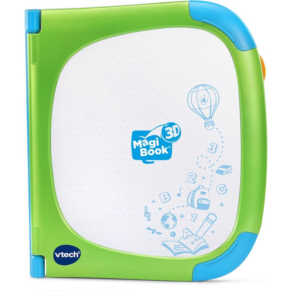 Vtech® Kindercomputer »MagiBook 3D, grün«