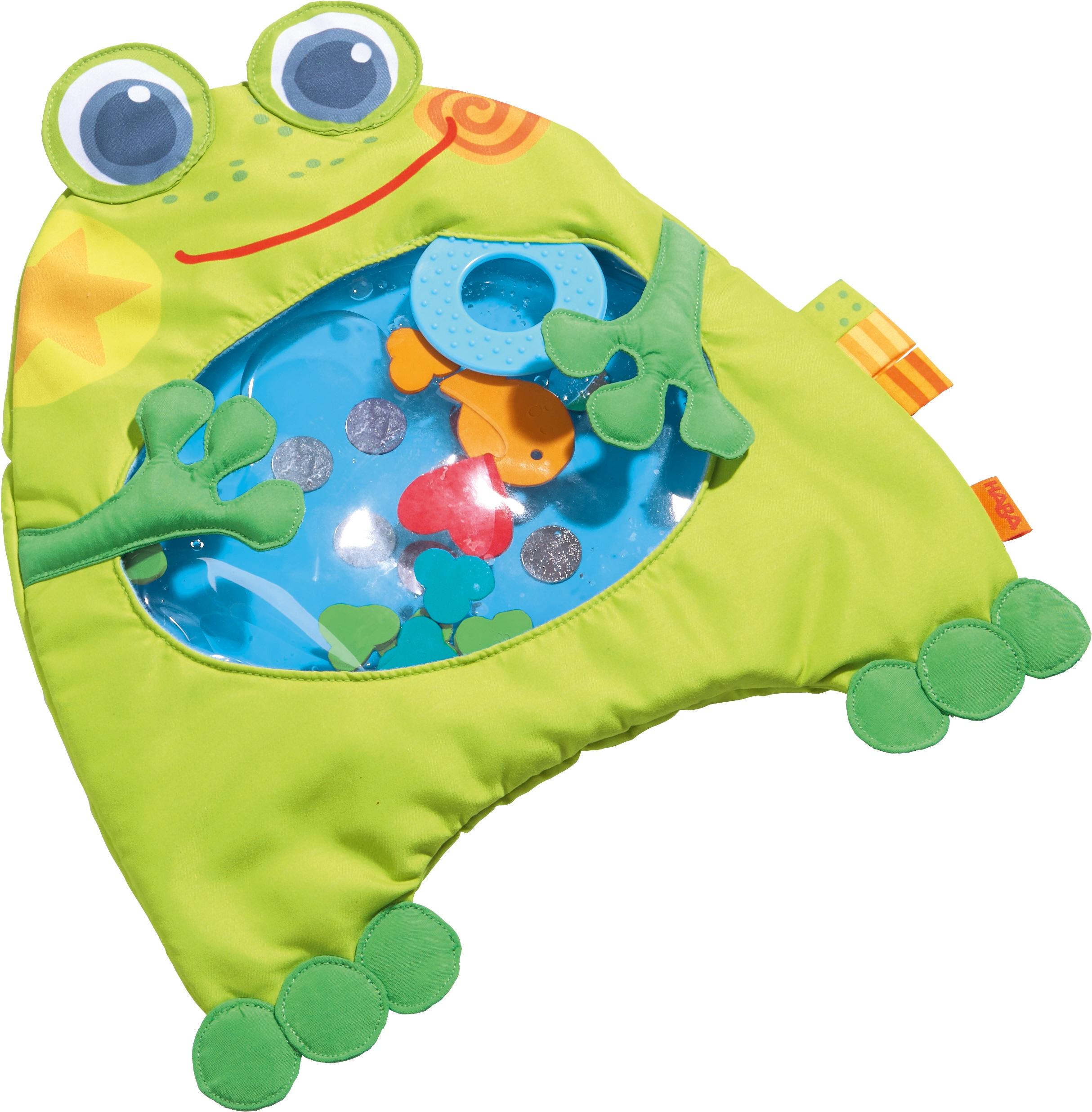 Haba Spielmatte, Kleiner Frosch bunt Kinder Lernspiele Lernspielzeug