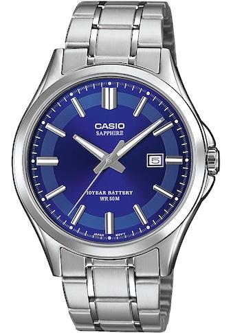 Casio Collection Quarzuhr »MTS - 100D - 2AVEF« kaufen