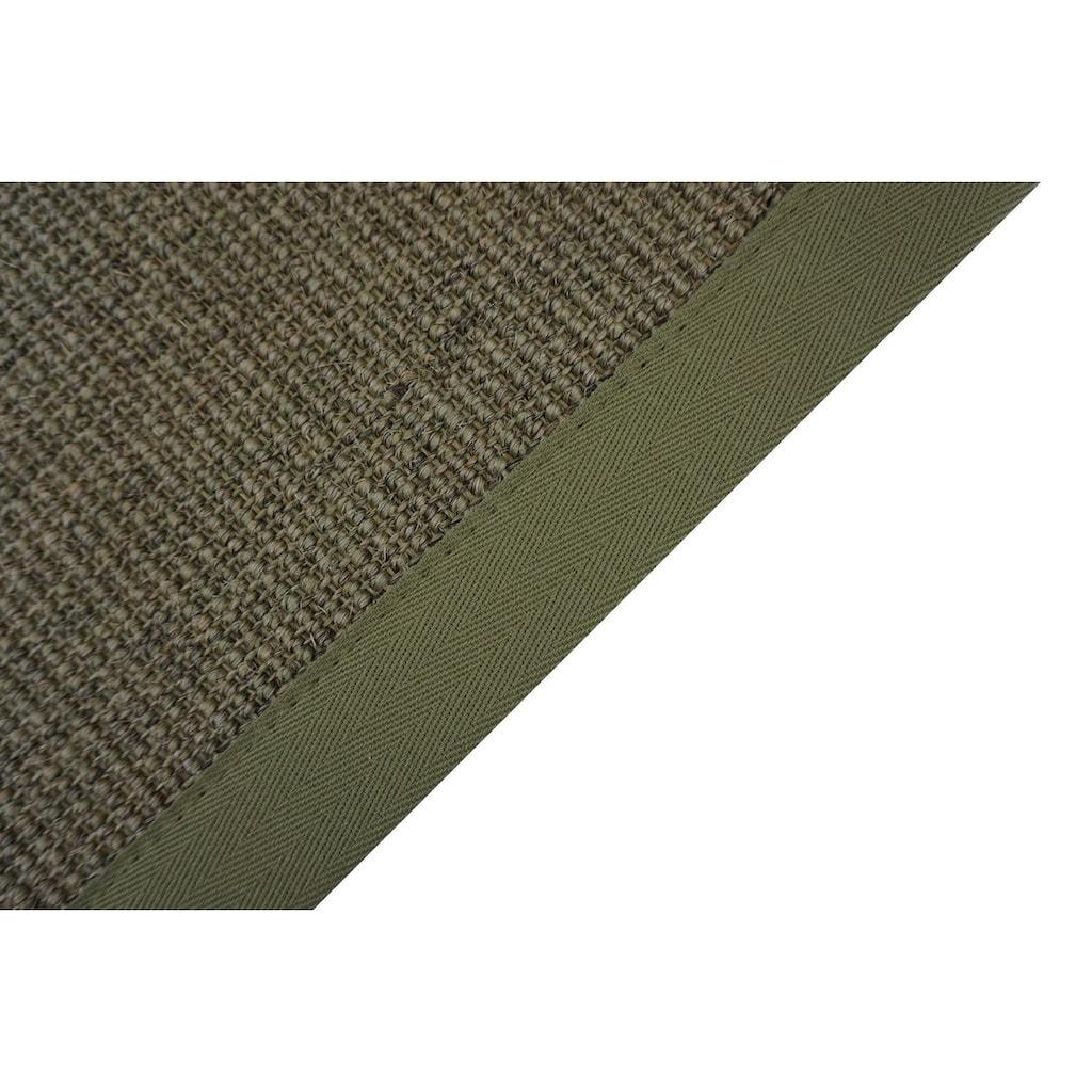 ASTRA Sisalteppich »Manaus«, rechteckig, 6 mm Höhe, echtes Sisalprodukt, Wohnzimmer