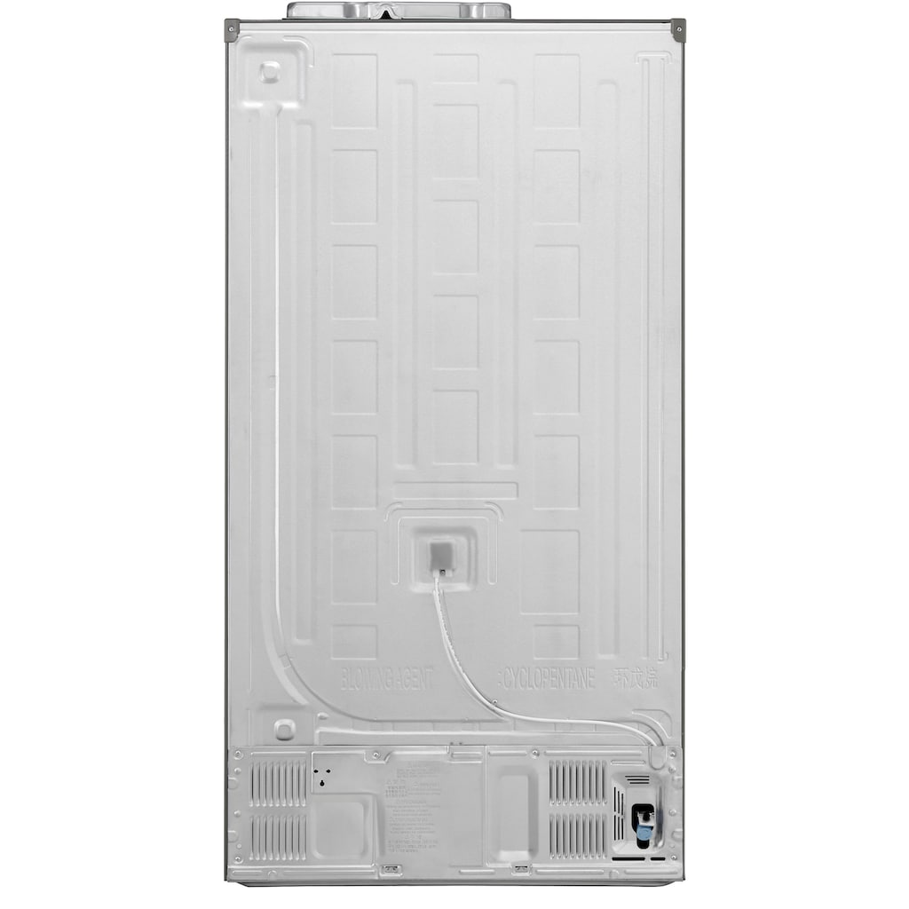 LG Side-by-Side »GSJ961NEAZ«, Door-in-Door