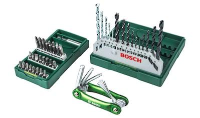 BOSCH Werkzeug - Zubehör - Set »Bohrer -  und Schrauber - Set« kaufen