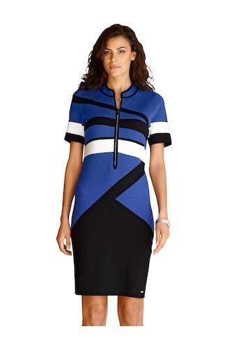 Amy Vermont Strickkleid, mit grafischem Muster kaufen