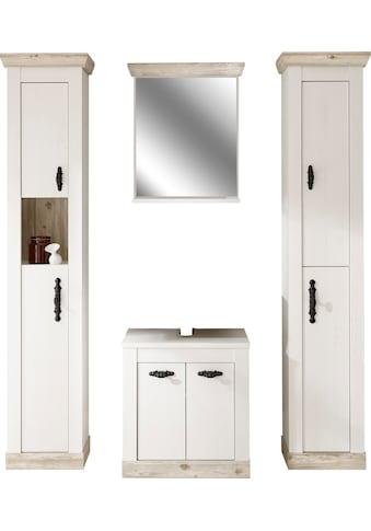 Home affaire Badmöbel-Set »Florenz«, (4 St.) kaufen