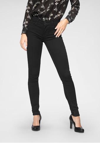 Levi's® Skinny-fit-Jeans »710 Super Skinny«, mit etwas niedrigerer Leibhöhe kaufen