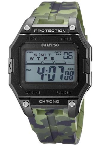 CALYPSO WATCHES Chronograph »X-Trem, K5810/4« kaufen