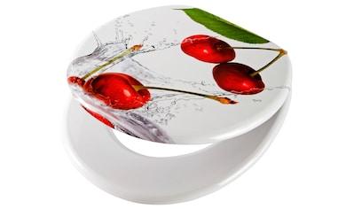ADOB WC-Sitz »Kirsche«, Mit Absenkautomatik kaufen