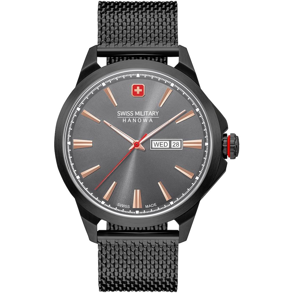 Swiss Military Hanowa Schweizer Uhr »DAY DATE CLASSIC, 06-3346.13.007«