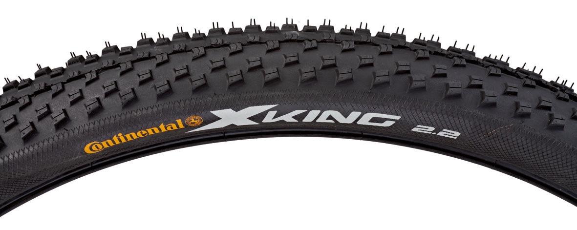 CONTINENTAL Fahrradreifen X-King MTB Technik & Freizeit/Sport & Freizeit/Fahrräder & Zubehör/Fahrradzubehör/Fahrradteile/Fahrradreifen