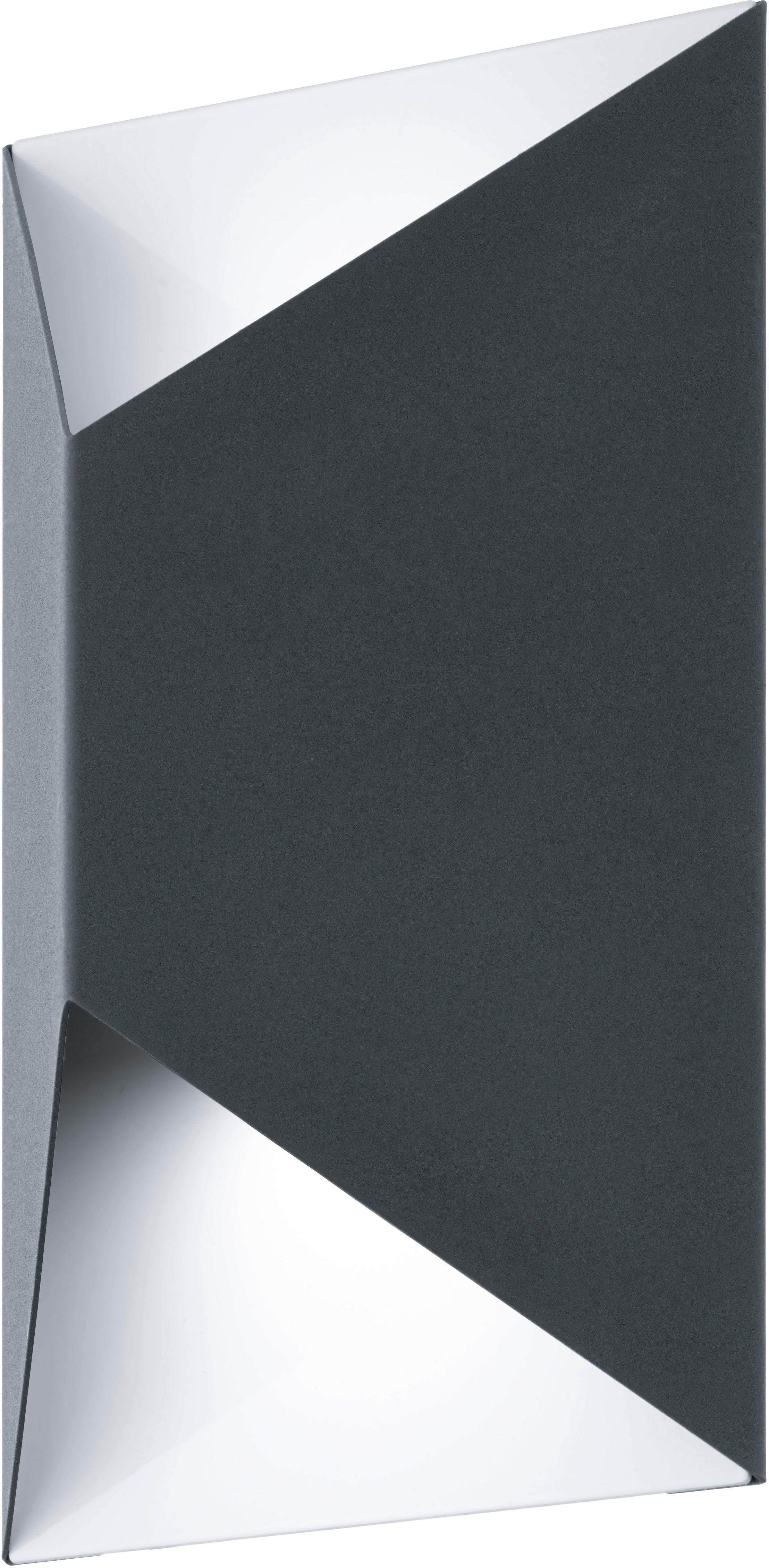 EGLO,LED Außen-Wandleuchte Predazzo
