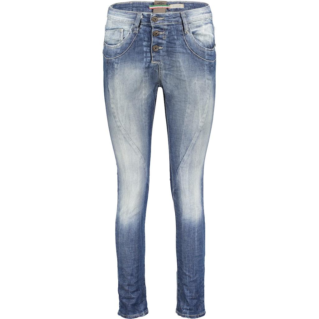Please Jeans Boyfriend-Jeans »P 78A«, im Heavy Used Look