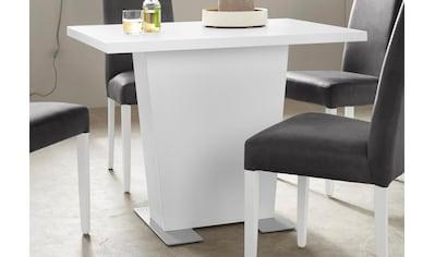 Säulen - Esstisch »Carola« kaufen