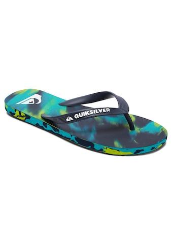 Quiksilver Sandale »Molokai Marled« kaufen