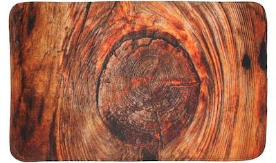 Sanilo Badematte »Rustikal«, Höhe 15 mm, schnell trocknend, Memory Schaum kaufen