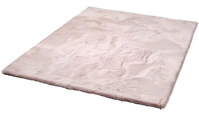 Hochflor - Teppich, »Roger Deluxe«, Dekowe, rechteckig, Höhe 33 mm, maschinell getuftet kaufen